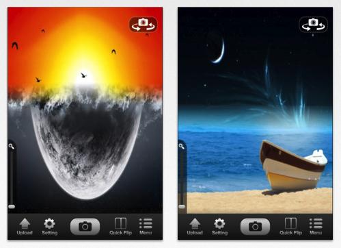 Splittin Image App